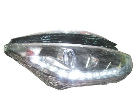 现代ix35-大灯