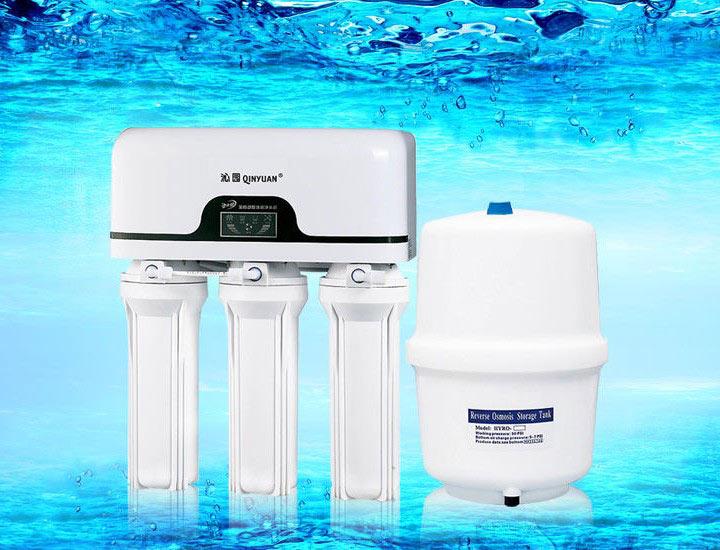 沁园家用反渗透净水器RO 185 C